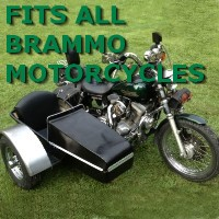 Brammo Side Car Motorcycle Sidecar Kit