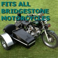 Bridgestone Side Car Motorcycle Sidecar Kit