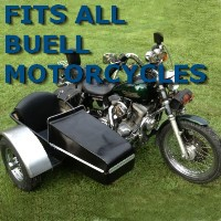 Buell Side Car Motorcycle Sidecar Kit
