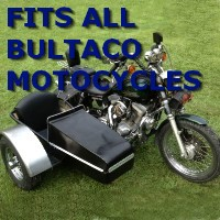 Bultaco Side Car Motorcycle Sidecar Kit