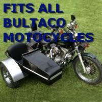 Bultaco Side Car Motorcycle Sidecar Kit