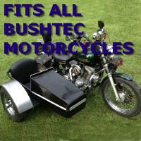 Bushtec Side Car Motorcycle Sidecar Kit