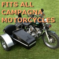 Campagna Side Car Motorcycle Sidecar Kit