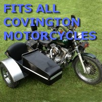 Covington Side Car Motorcycle Sidecar Kit