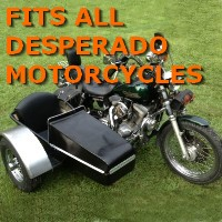 Desperado Side Car Motorcycle Sidecar Kit