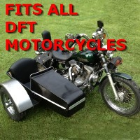 DFT Side Car Motorcycle Sidecar Kit