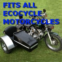 Ecocycle Side Car Motorcycle Sidecar Kit