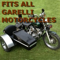 Garelli Side Car Motorcycle Sidecar Kit