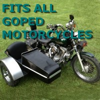 Goped Scooter Side Car Motorcycle Sidecar Kit