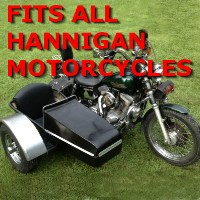 Hannigan Side Car Motorcycle Sidecar Kit