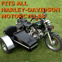 Harley Side Car Motorcycle Sidecar Kit