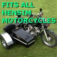 Hensim Side Car Motorcycle Sidecar Kit