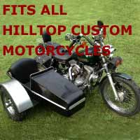 Hilltop Side Car Motorcycle Sidecar Kit