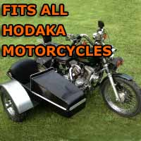 Hodaka Side Car Motorcycle Sidecar Kit