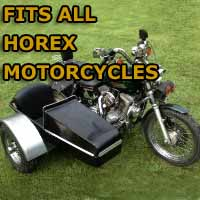 Horex Side Car Motorcycle Sidecar Kit