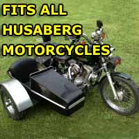 Husaberg Side Car Motorcycle Sidecar Kit