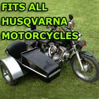 Husqvarna Side Car Motorcycle Sidecar Kit