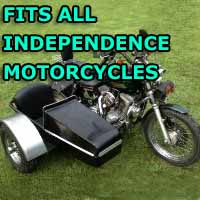 Independence Side Car Motorcycle Sidecar Kit