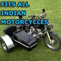 Indian Side Car Motorcycle Sidecar Kit