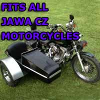 Jawa Side Car Motorcycle Sidecar Kit