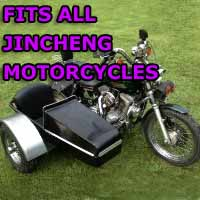 Jincheng Side Car Motorcycle Sidecar Kit