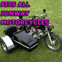 Jonway Side Car Motorcycle Sidecar Kit