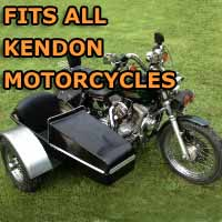 Kendon Side Car Motorcycle Sidecar Kit