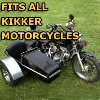 Kikker Side Car Motorcycle Sidecar Kit