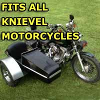 Knievel Side Car Motorcycle Sidecar Kit