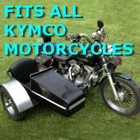 Kymco Side Car Motorcycle Sidecar Kit