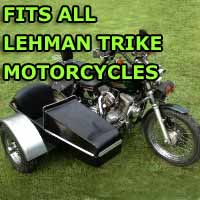 Lehman Side Car Motorcycle Sidecar Kit