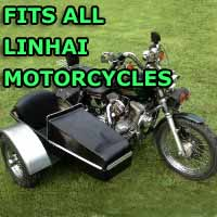 Linhai Side Car Motorcycle Sidecar Kit