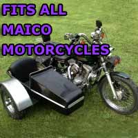 Maico Side Car Motorcycle Sidecar Kit