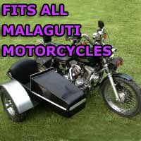 Malaguti Side Car Motorcycle Sidecar Kit