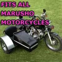 Marusho Side Car Motorcycle Sidecar Kit