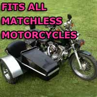 Matchless Side Car Motorcycle Sidecar Kit