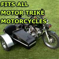 Motor Trike Side Car Motorcycle Sidecar Kit