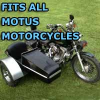 MOTUS Side Car Motorcycle Sidecar Kit