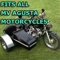 Mv Agusta Side Car Motorcycle Sidecar Kit