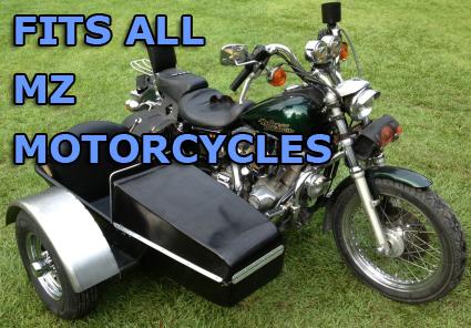 Mz Side Car Motorcycle Sidecar Kit