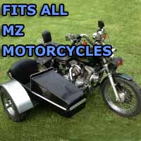 MZ Side Car Motorcycle Sidecar Kit
