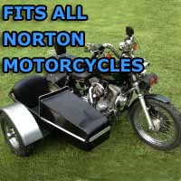 Norton Side Car Motorcycle Sidecar Kit
