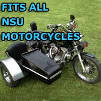 NSU Side Car Motorcycle Sidecar Kit