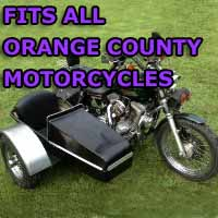 Orange County Side Car Motorcycle Sidecar Kit
