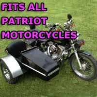 Patriot Side Car Motorcycle Sidecar Kit
