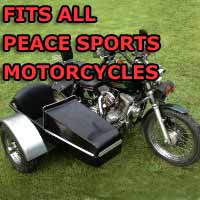 Peace Sports Side Car Motorcycle Sidecar Kit