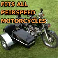 Peirspeed Side Car Motorcycle Sidecar Kit