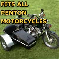 Penton Side Car Motorcycle Sidecar Kit