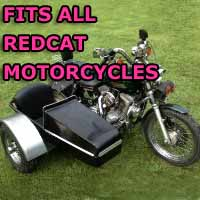 Redcat Side Car Motorcycle Sidecar Kit