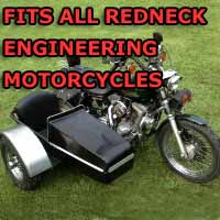 Redneck Side Car Motorcycle Sidecar Kit